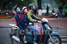 Các tỉnh Bắc Bộ sắp đón gió mùa, Quảng Trị đến Quảng Ngãi mưa rất to