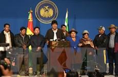 Điện Kremlin: Cựu Tổng thống Bolivia không yêu cầu tị nạn tại Nga