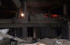 Tấn công gần Đại sứ quán Liban tại Damascus gây nhiều thương vong