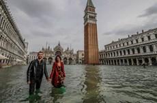 Italy: Thành phố Venice huyền thoại có thể 'chìm' trong nước lũ