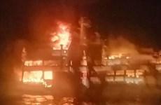 Phóng hỏa vào một trung tâm tiếp nhận người tị nạn ở Bỉ
