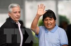 Bolivia: Ông Morales lên án việc thượng nghị sỹ tuyên thệ nhậm chức