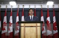 Thủ tướng Canada Justin Trudeau triệu tập Quốc hội vào ngày 5/12