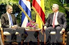 Cuba và Tây Ban Nha ký kết thỏa thuận khung về hợp tác