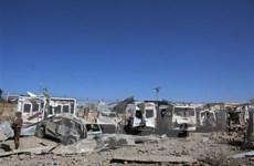Afghanistan: Đánh bom liều chết ở thủ đô Kabul, gây nhiều thương vong