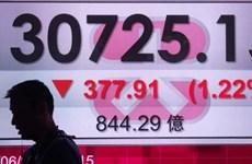 Chứng khoán thị trường châu Á phần lớn giảm điểm trong phiên 14/11