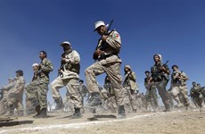 Saudi Arabia thảo luận với Houthi về lệnh ngừng bắn ở Yemen