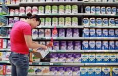 Nhu cầu tăng đột biến từ Trung Quốc chi phối sự leo thang của giá sữa