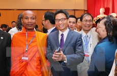 'Văn hóa các dân tộc tạo nên sức mạnh nội sinh bền vững'