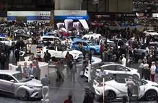 Doanh số bán ôtô tại châu Âu cao kỷ lục trong tháng 10