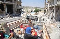 Nga thông báo mở rộng viện trợ nhân đạo tới miền Bắc Syria