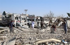 EU tăng gấp đôi viện trợ tài chính khẩn cấp cho Afghanistan