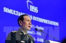 Quan chức Trung Quốc và Nga thảo luận về an ninh biên phòng