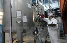 Iran giao tài liệu của thanh sát viên 'bất thường' cho IAEA