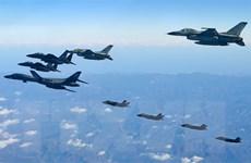 Bộ trưởng Quốc phòng Mỹ bình luận về việc hoãn tập trận với Hàn Quốc