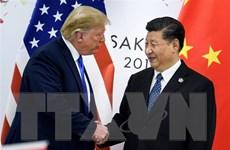 Trung Quốc cam kết nỗ lực để tránh chiến tranh thương mại với Mỹ