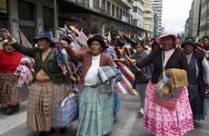 Bolivia: Quốc hội chuẩn bị cho một cuộc tổng tuyển cử mới
