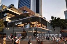 Mỹ siết chặt quy định đối với các thiết bị của Huawei và ZTE