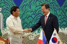 Hàn Quốc, Philippines nhất trí đạt thỏa thuận FTA vào năm 2020