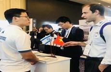 Doanh nghiệp Việt Nam tham gia triển lãm công nghệ nước tại Israel