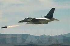 Thổ Nhĩ Kỳ dùng máy bay F-16 để kiểm tra hệ thống phòng không S-400