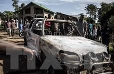 Súng nổ dữ dội bên ngoài căn cứ Liên hợp quốc tại CHDC Congo