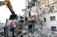 Động đất kinh hoàng tại Albania: Thương vong tăng mạnh