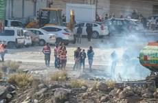 Người Palestine biểu tình phản đối Mỹ công nhận khu định cư của Israel