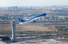 Israel phát triển hệ thống hạ cánh an toàn khi động cơ máy bay hỏng