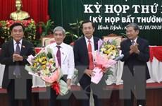 Phê chuẩn kết quả bầu nhân sự HĐND hai tỉnh Sơn La, Bình Định