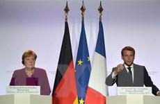 Brexit khiến người Đức có 'cuộc hôn nhân' không hạnh phúc với Pháp