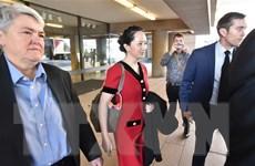 Trung Quốc tiếp tục hối thúc Canada trả tự do cho CFO Huawei