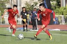 U22 Việt Nam thoải mái tâm lý sau ba trận toàn thắng tại SEA Games 30