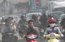Phát triển mạng lưới quan trắc chất lượng không khí tại Hà Nội