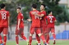 Hé lộ đội hình dự kiến của U22 Việt Nam trong trận gặp U22 Singapore