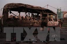 Afghanistan: Xe chở nhân viên cứu trợ Nhật Bản bị tấn công