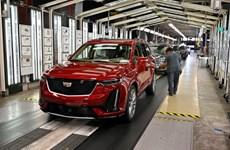 GM và LG Chem hợp tác đầu tư 2,3 tỷ USD sản xuất pin EV