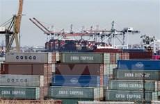 Thương mại của Mỹ giảm 7,6%, xuống mức thấp nhất trong 16 tháng