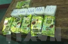Xác định 7 gói vuông người dân nhặt trên bãi biển Quảng Trị là ma túy