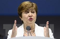 IMF và Ukraine đạt được nhất trí về thỏa thuận viện trợ