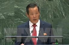 Triều Tiên: Phi hạt nhân không còn nằm trong nội dung đàm phán với Mỹ