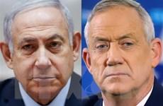 Israel: Hai đảng lớn nhất trí lựa chọn thời điểm tổ chức bầu cử