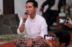 Con trai Tổng thống Indonesia chính thức ra tranh cử thị trưởng