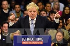 Bầu cử Anh: EU hoan nghênh kết quả thăm dò ngoài phòng bỏ phiếu