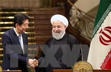 Tình thế 'tiến thoái lưỡng nan' của Nhật Bản ở Trung Đông