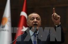 Thổ Nhĩ Kỳ phản đối Quốc hội Mỹ công nhận nạn diệt chủng người Armenia