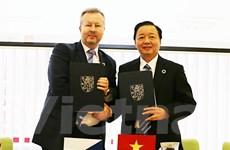 Thúc đẩy hợp tác môi trường thực chất và hiệu quả giữa Séc và Việt Nam