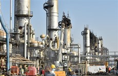 Giá dầu trên thị trường châu Á rời khỏi mức cao 3 tháng