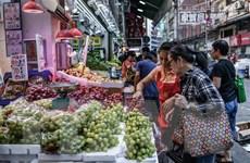 Chính quyền Hong Kong lo ngại bất ổn đẩy nền kinh tế đi xuống