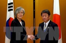 Nhật-Hàn nhất trí giải quyết tranh cãi bồi thường lao động thời chiến